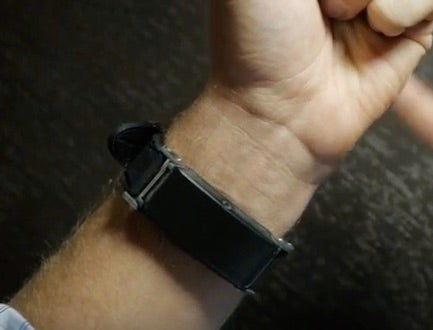 Wrist Sensor Tracks Blood Alcohol Content In Real Time