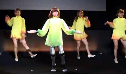 Video: Spot the Robot Performer in This Delicate Dance Troupe