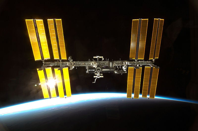 NASA Commissions a Laundry Machine for the International Space Station