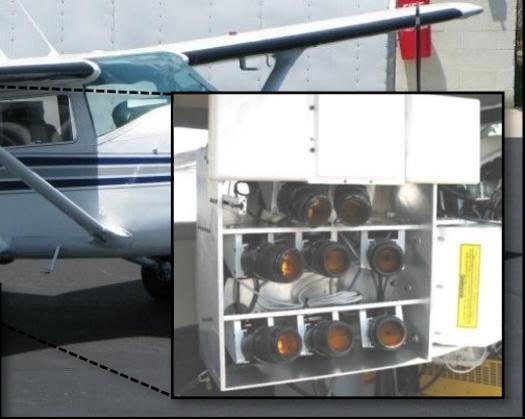 Subtle Airplane Put Baltimore Under Surveillance