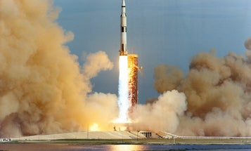 WATCH: 24 of the most famous space launches ever
