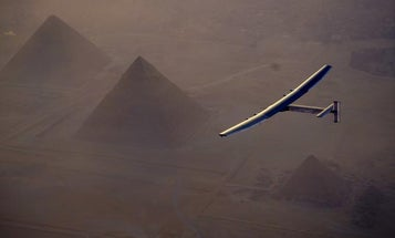 Solar Impulse II Successfully Completes Round-The-World Trip