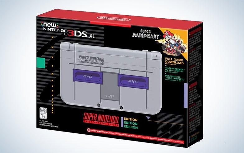 Nintedo 3DS XL and Mario Kart bundle