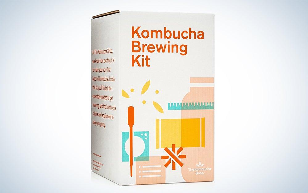 The Kombucha Shop kit