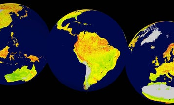 New Map Highlights Areas Most Vulnerable To Climate Change