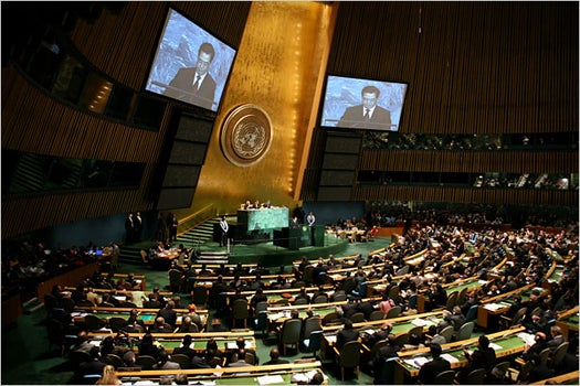 At UN Climate Change Conference, US And China Promise Carbon Emission Reductions