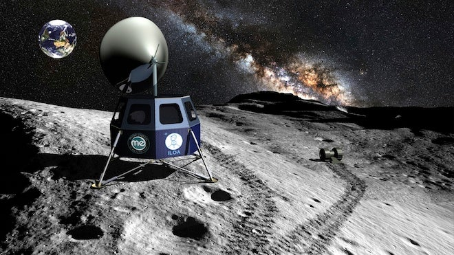 Private Company To Put A Telescope On The Moon