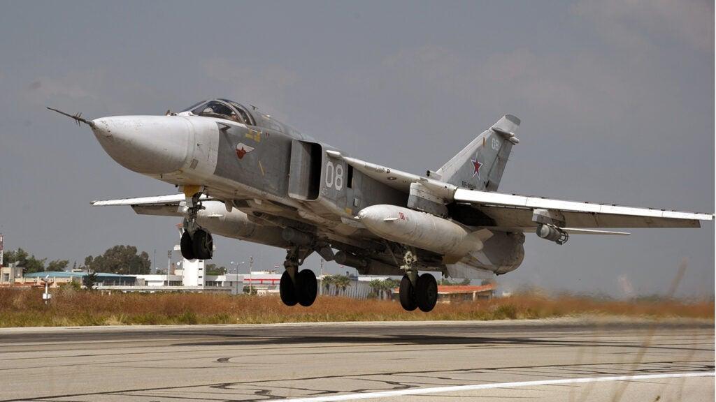 Modern Equivalent: Sukhoi Su-24