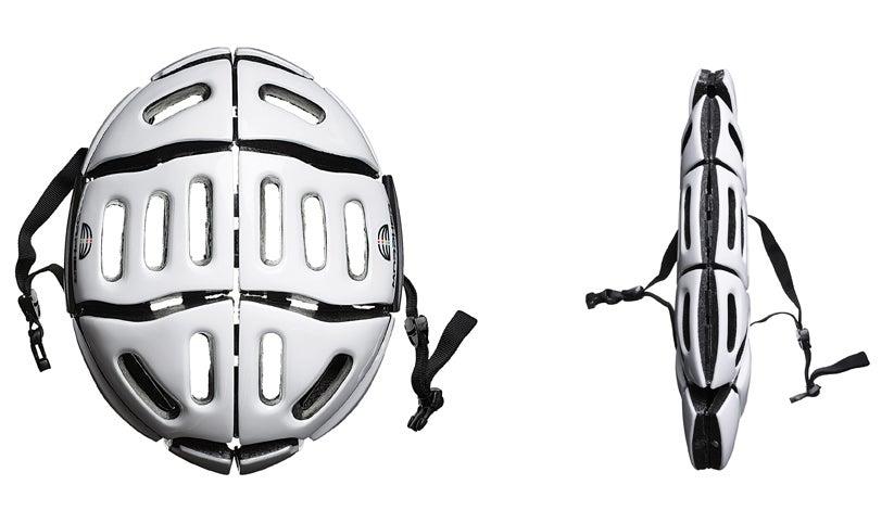 Invention Awards 2014: Stash Your Bike Helmet In A Briefcase