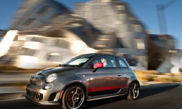 Test Drive: The 2012 Fiat 500 Abarth