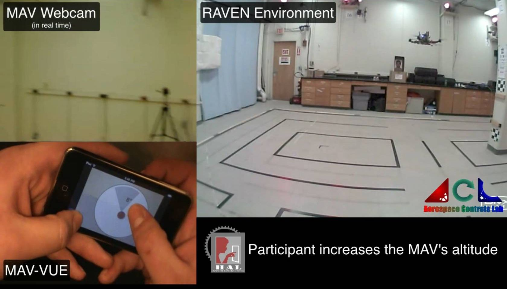 MIT Researcher Develops iPhone App to Easily Control Swarms of Aerial Drones