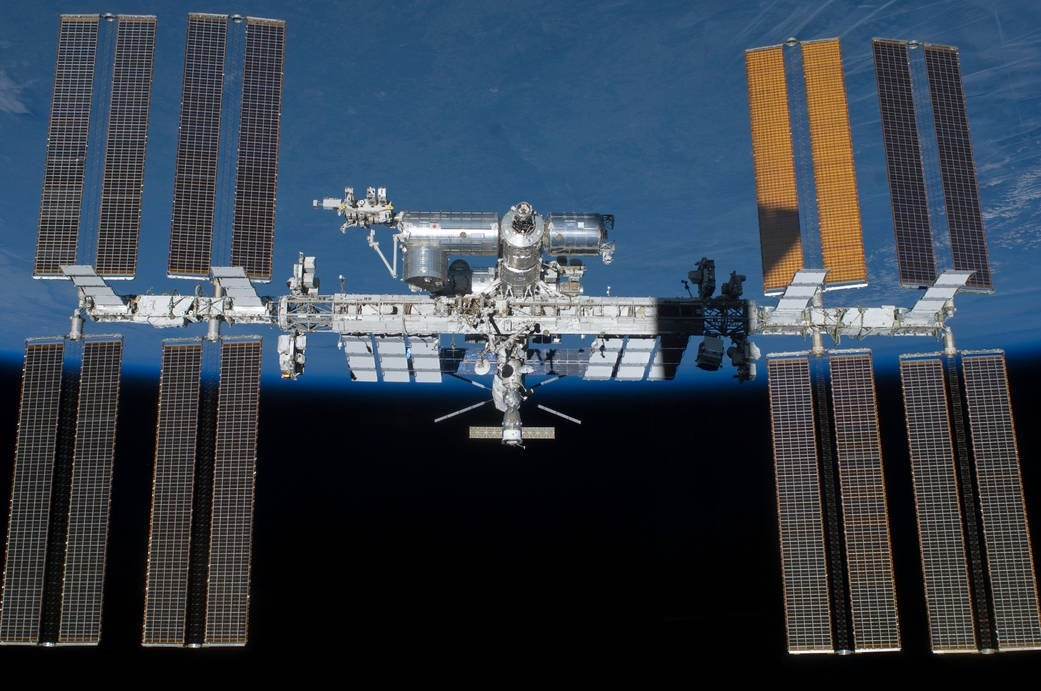The Final ISS