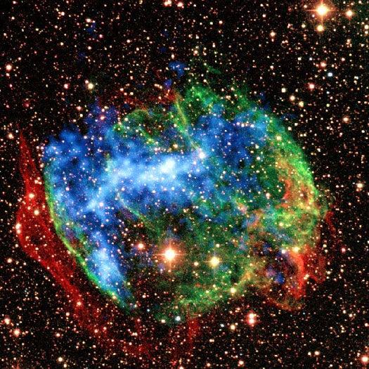 Chandra Illuminates a Different Kind of Supernova, Re-Evaluating a Principal Cosmic Measuring Stick