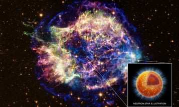 Video: Chandra Captures the First Direct Evidence of Superfluids at the Heart of Neutron Stars