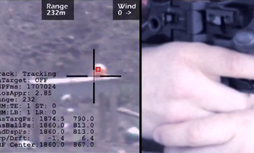 'Intelligent' Rifle Lets You Pre-Tag Your Target, Then Fire When Ready