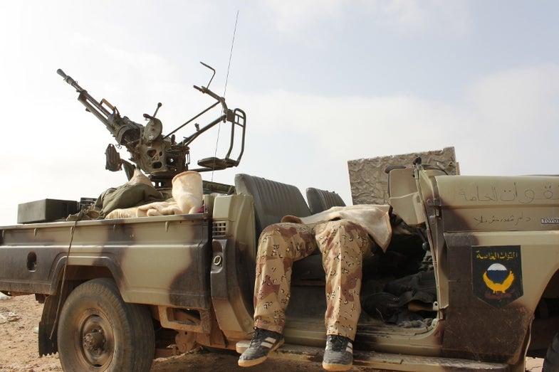 American Military Will Test Toyota Trucks For War