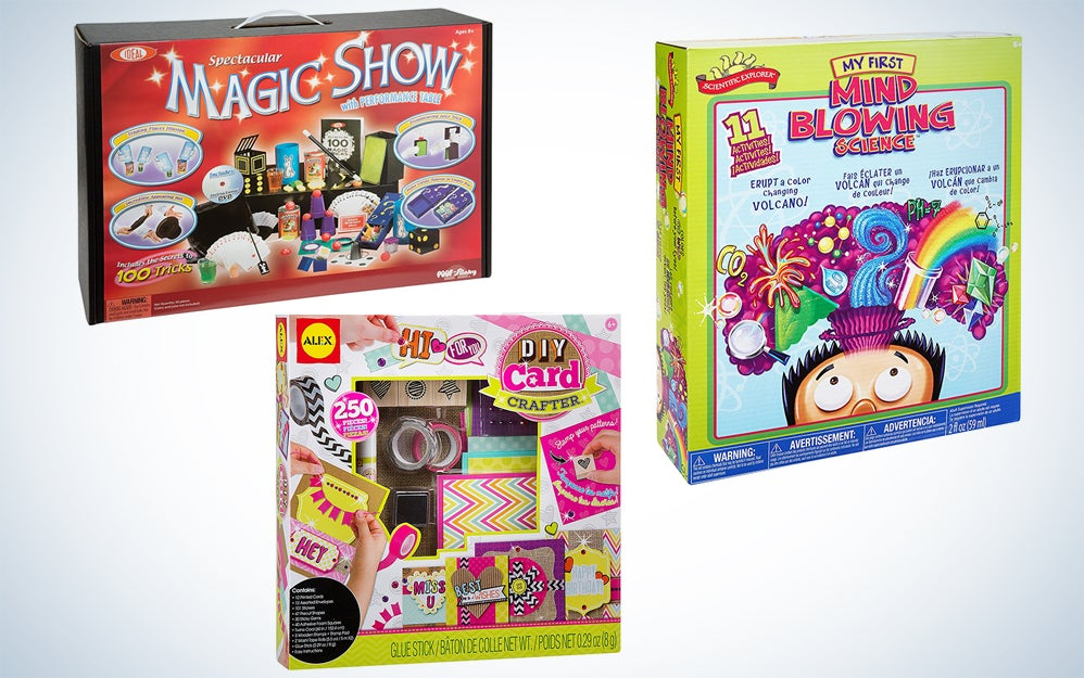Science kits and toys for kids