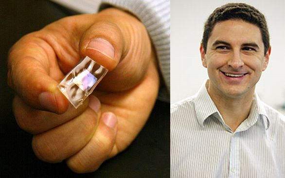Silicone Implants Become Energy-Harvesting Devices