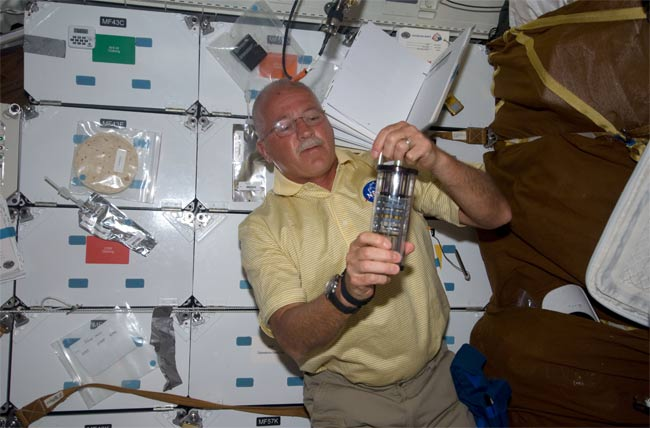 First Vaccine Developed in Space is Headed for Human Trials