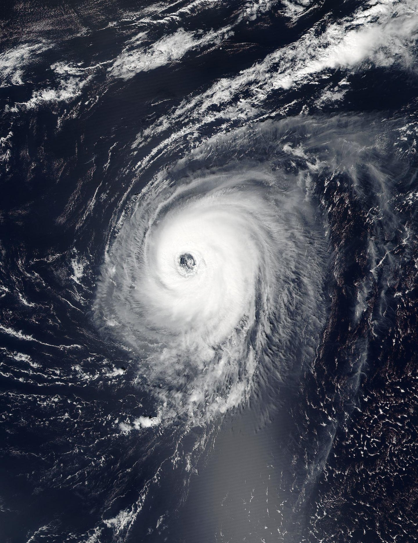 Cameras On The ISS Capture Gorgeous Time-Lapse Footage Of Three Hurricanes