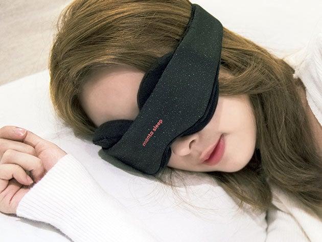 Manta Sleep Mask & Blackout Stickers