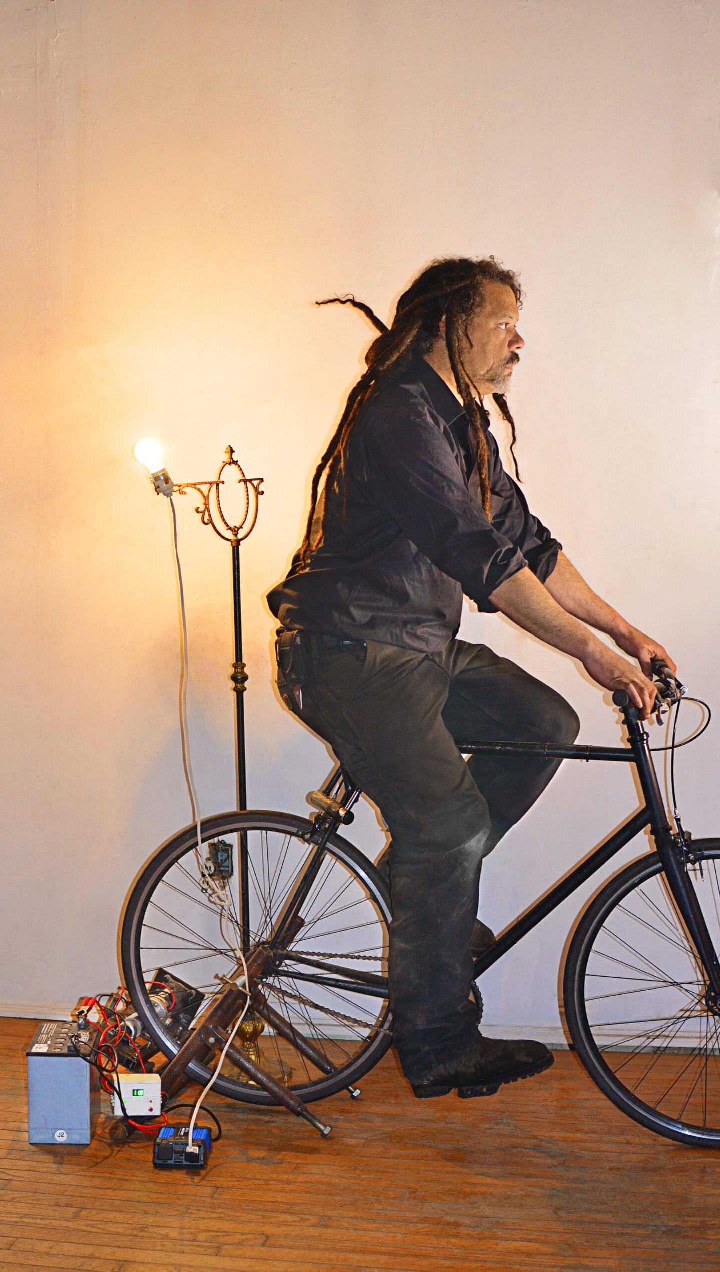 Hackett's Bike Generator