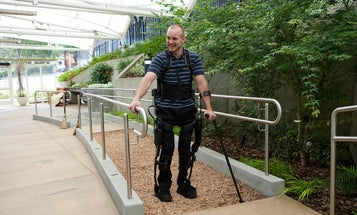Video: New Military-Inspired Robotic Exoskeleton Unveiled, Could Help Paraplegics Walk Again