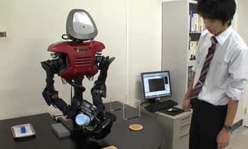 Video: A Robot That Can Figure Out New Tasks Based On the Ones It Knows