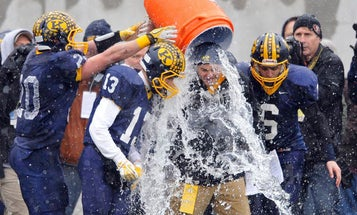 For young football players, too much water can be just as bad as not enough