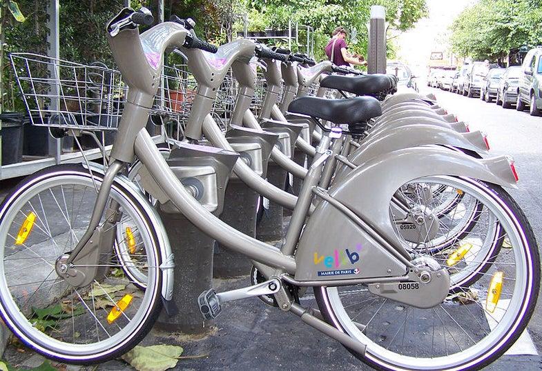 D.C. Bikeshare