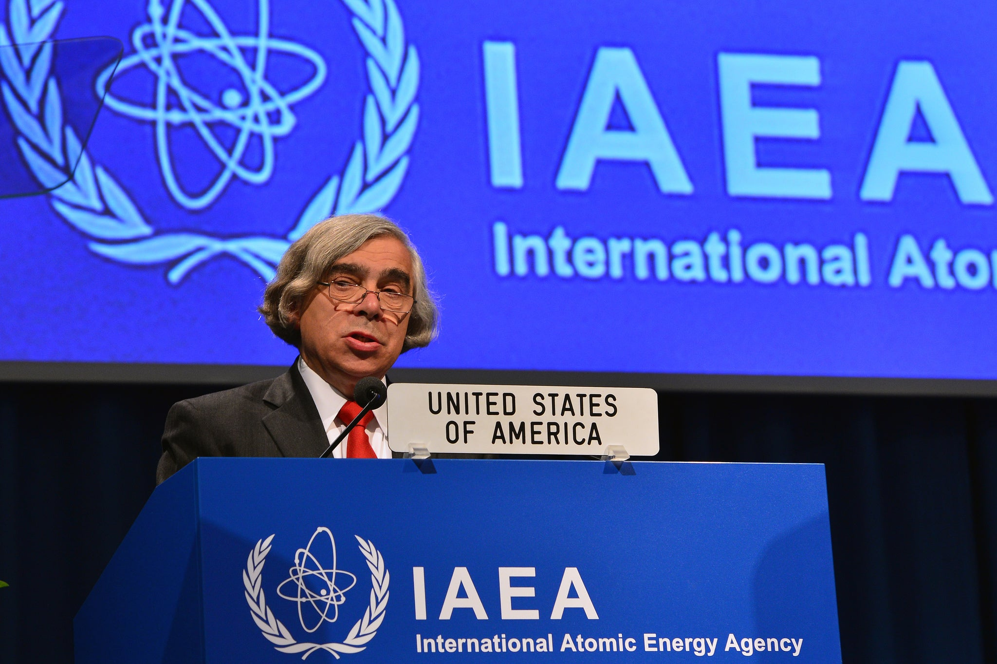 U.S. Energy Secretary Ernest Moniz Explains The Science Of The Iran Deal