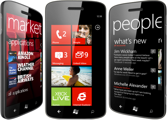 "Microsoft Windows Phone 7.5, AKA ""Mango,"" Starts Rolling Out Today"