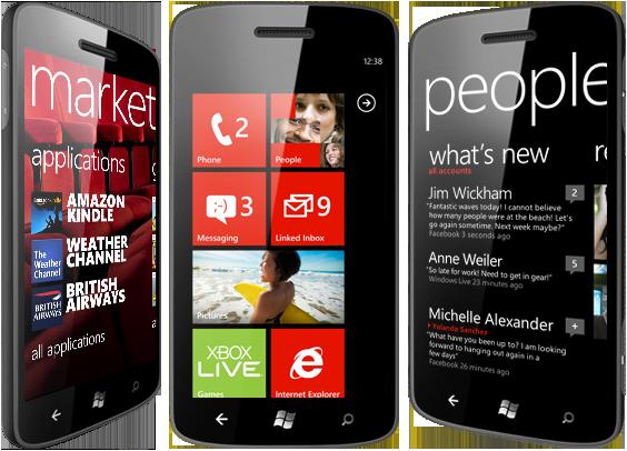 """Microsoft Windows Phone 7.5, AKA """"Mango,"""" Starts Rolling Out Today"""