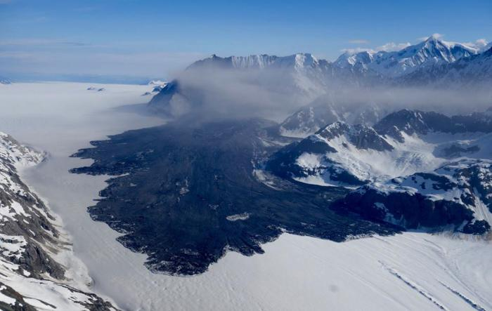 Melting Glaciers are Shaking the Earth Under Our Feet