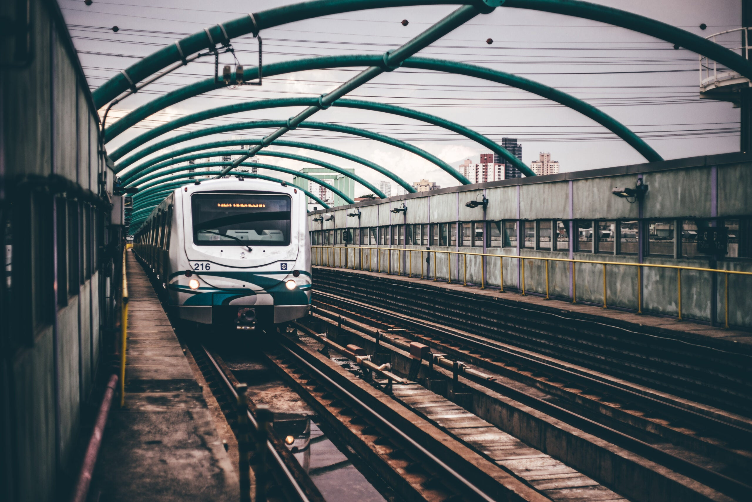 All the ways we could make trains safer and smarter