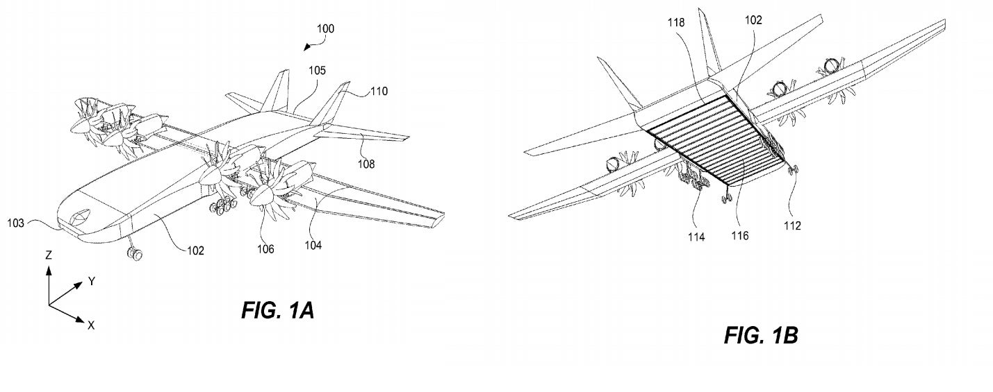 Boeing Just Patented This Weird Cargo-Grabbing Plane