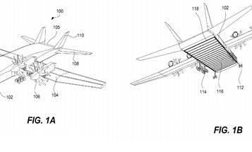 Boeing Just Patented This Weird Cargo-Grabbing Plane