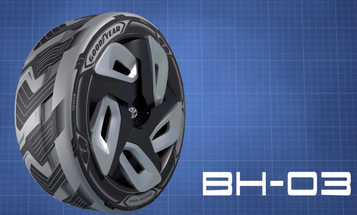 New Goodyear Tires Harness Friction To Help Power Your Car