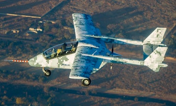 South Africa's New AHRLAC Fighter Is A Drone Alternative