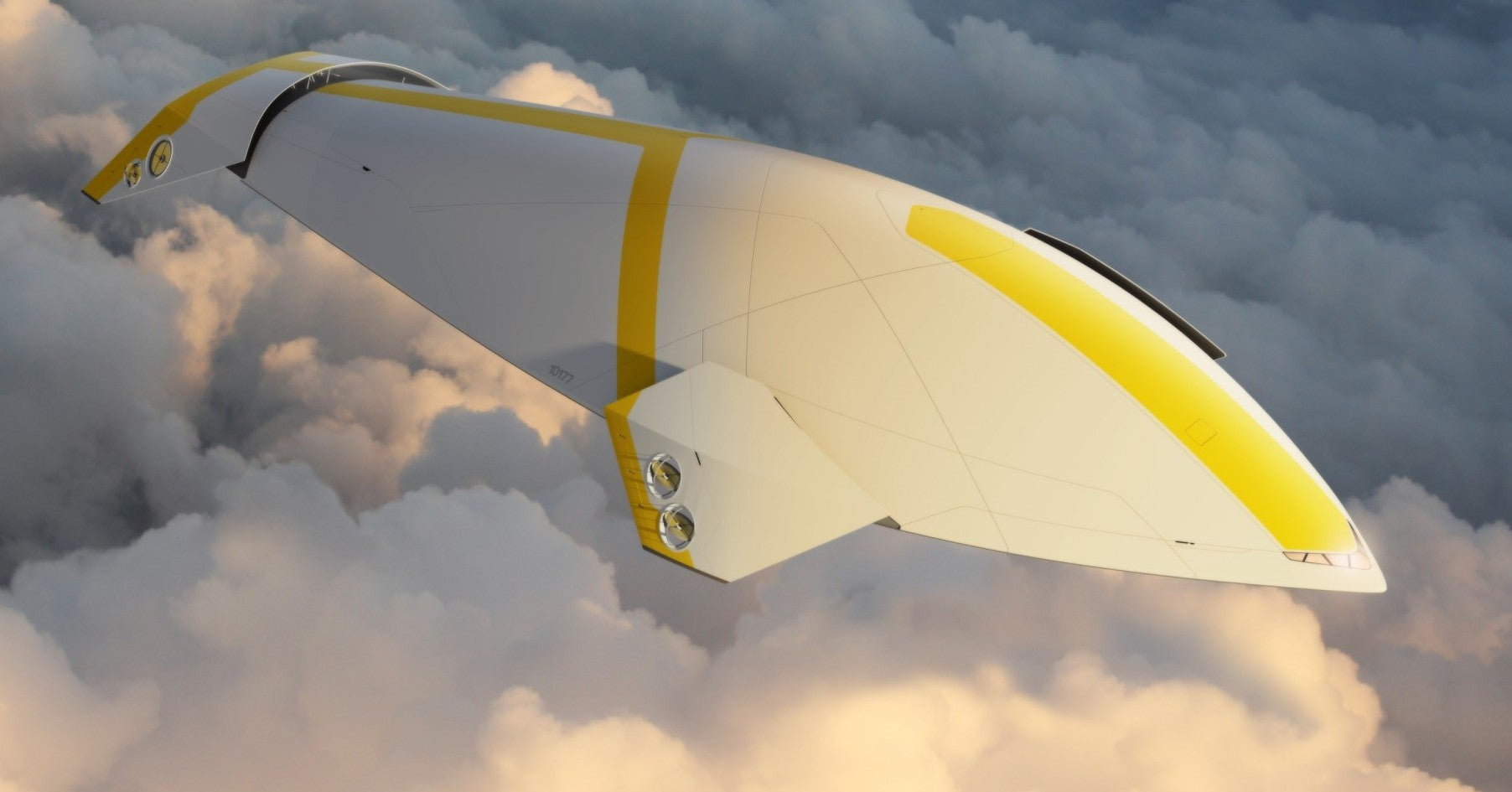 We Wish This Luxury Airship Was Real