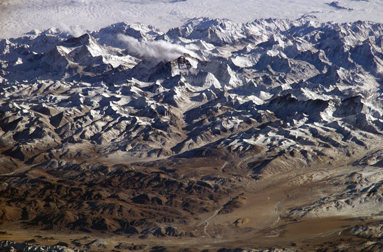 The Week In Drones: Martha Stewart, Himalayan Glaciers, And More