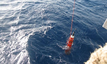 Navy Submarine Runs Eternally on Thermal Power from Ocean Currents