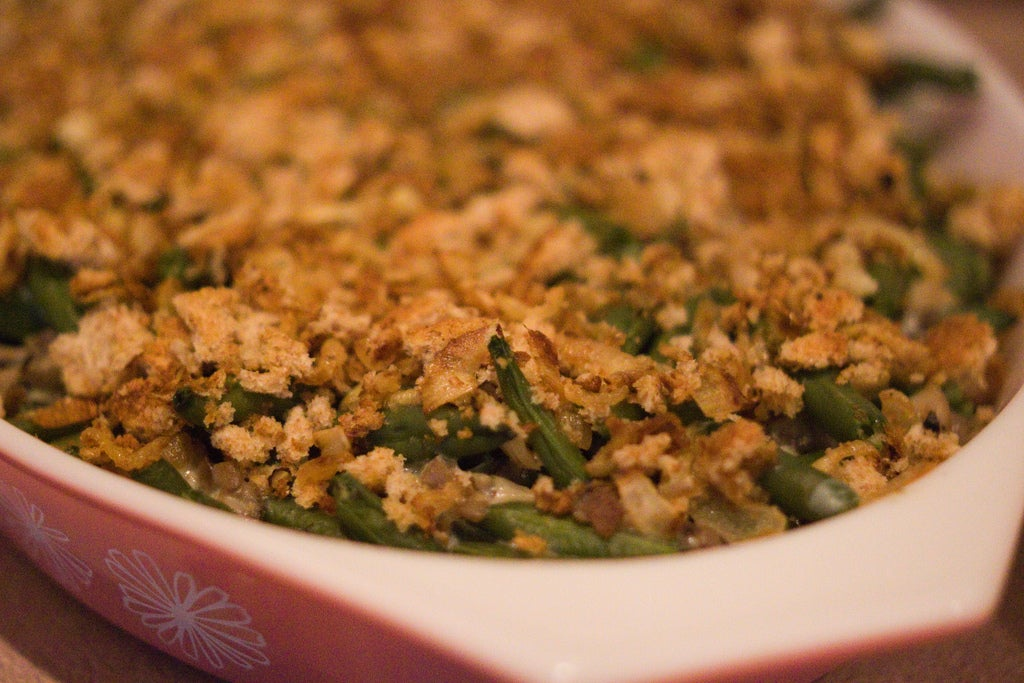 Where Did Green Bean Casserole Come From?