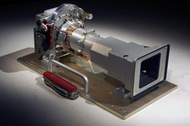 James Cameron Sending 3-D Cameras to Mars with Next NASA Rover