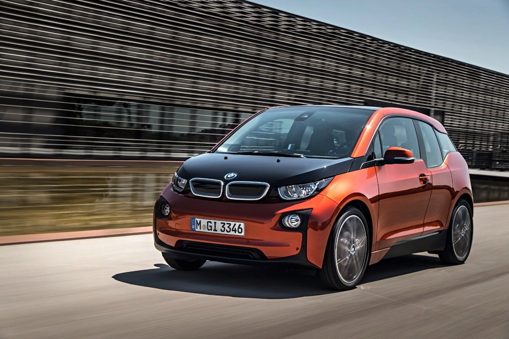 BMW's First True Electric Car Is Here