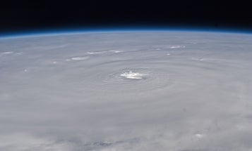 As East Coast Braces For Hurricane Earl, NASA Watches From Above
