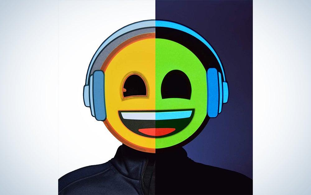 GlowCity Emoji masks