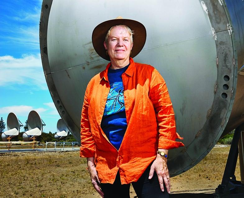 The Alien Whisperer: Jill Tarter On 38 Years Of Hunting For E.T.
