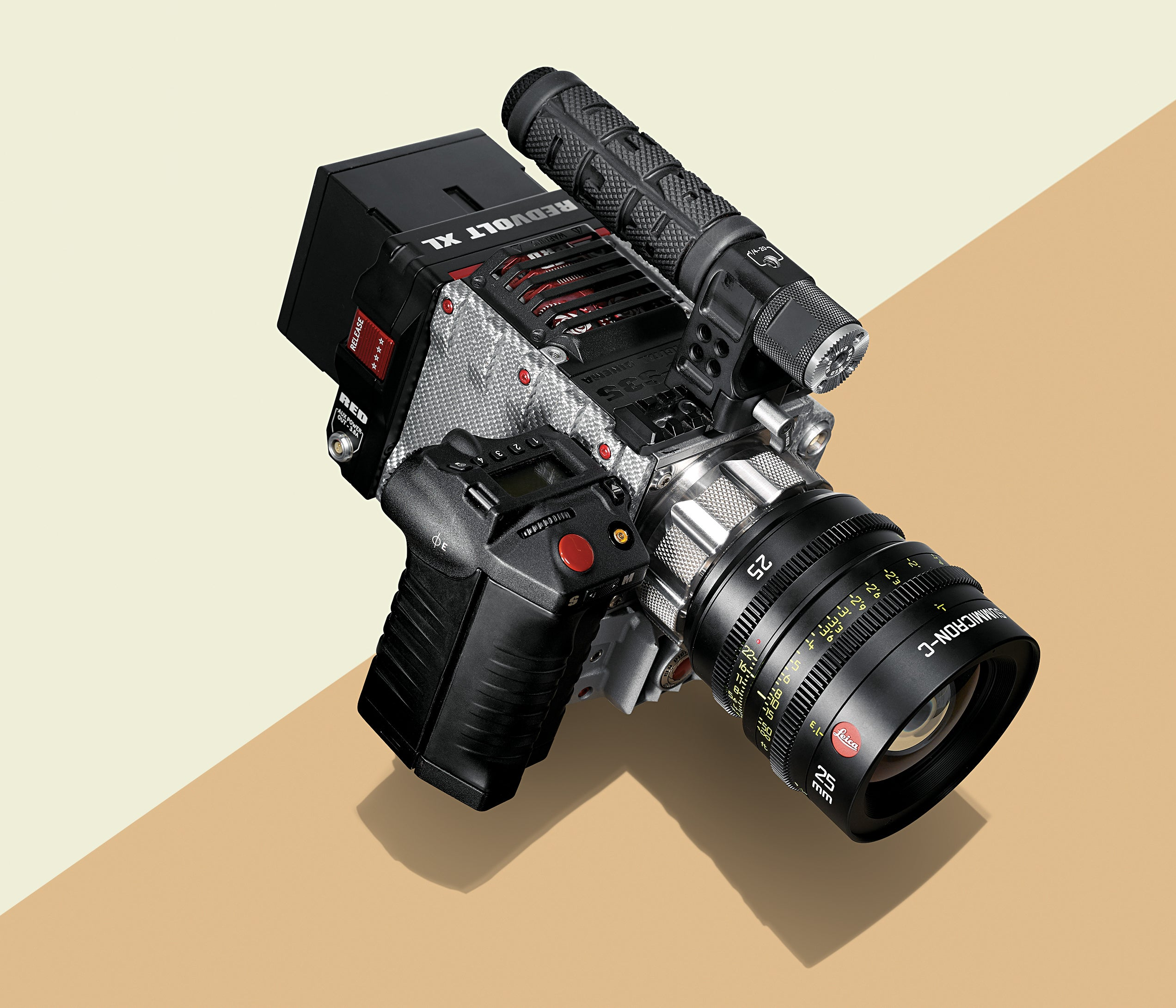The Red Weapon 6K Camera Shoots For The Stars