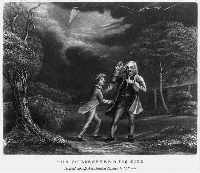 Benjamin Franklin Once Electrocuted Some Turkeys For Science